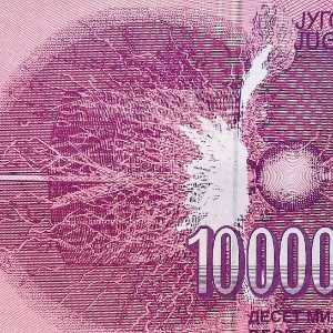 Yugoslavia 10000000000 Dinar 1993 banknote back (2)