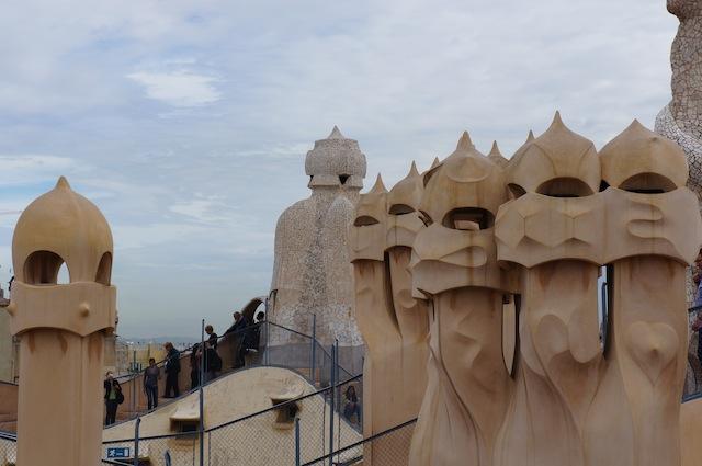 Barcelonas Gaudi Architecture in Photos