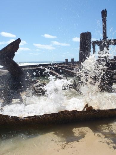 Mahino Shipwreck, Australia - 2012