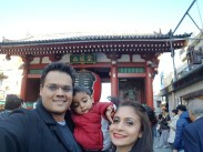 Shrine in Tokyo