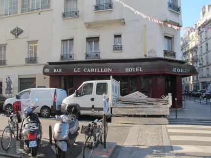 Le Carillon, Paris, France, terrorist attacks