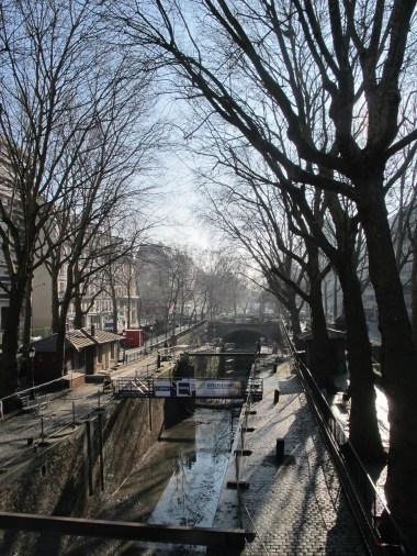 Canal St. Martin, Paris, France, travel, 0th