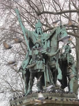 Paris, France, travel, Charlemagne, Notre Dame