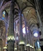 Le Seau The Cathedral Interior Palma, Mallorca