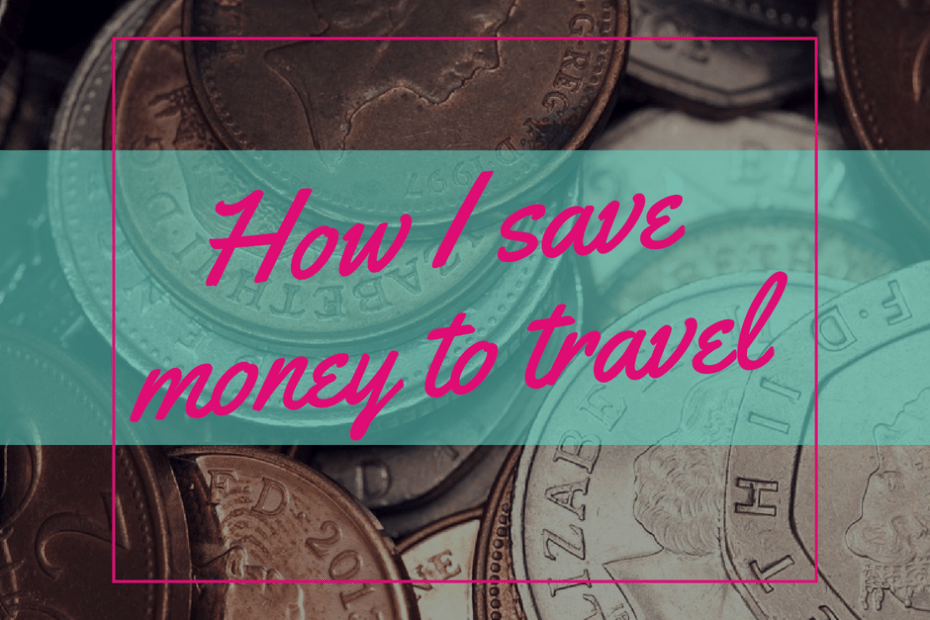 save money to travel