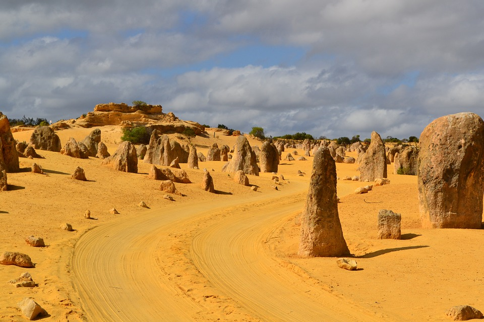 pinnacles australia