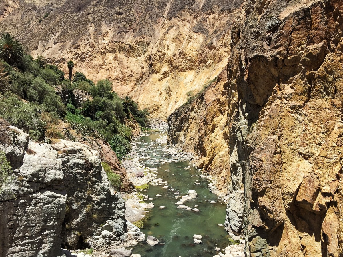 Colca canyon without guide