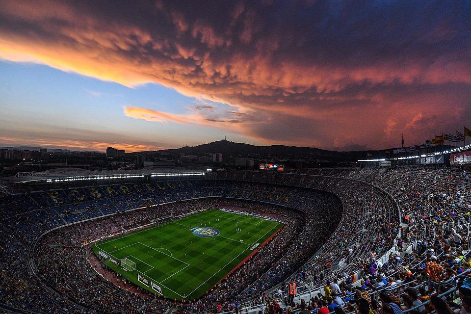 Barcelona FC stadium