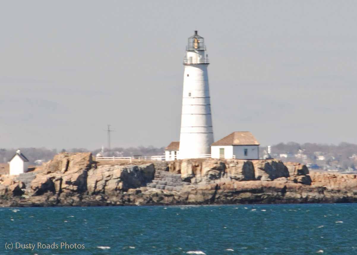 Boston Light  aroundustyroads
