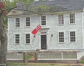 Historic Home in Kingston Village
