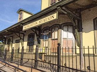 Kingston Railway Station