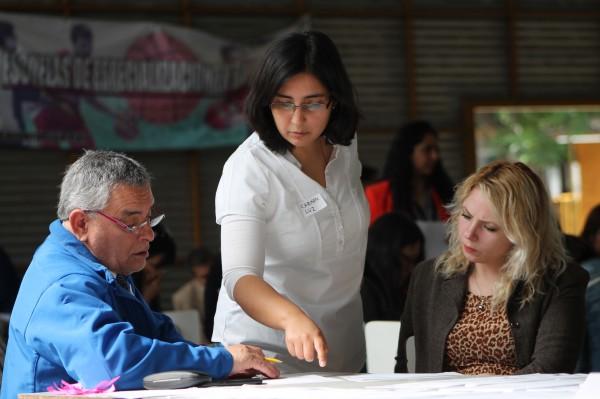 Carmen Luz Sepúlveda, monitora Taller Liderazgo