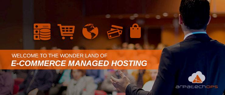 Ecommerce Managed Hosting