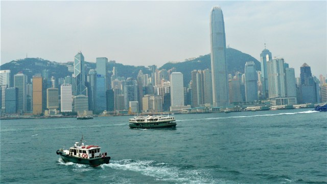 Baie de Hong Kong blog voyage