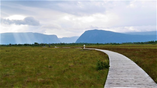 Gros Morne étang Western Brook Terre-Neuve blog voyage Arpenter le chemin