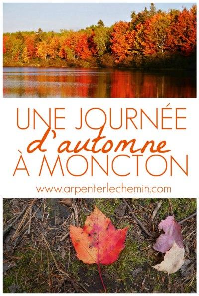 voyage canada automne blog voyage arpenter le chemin