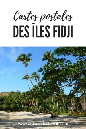 Circuit aux iles Fidji Melanesie Arpenter le chemin blog de voyage