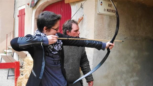 Archer Sainte-Eulalie de Cernon WAT18 soirée