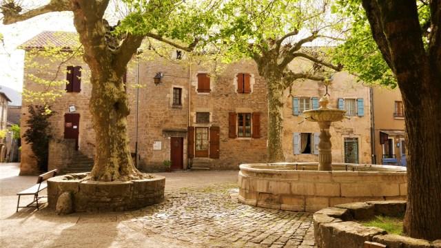 Aveyron Sainte eulalie de cernon blog voyage arpenter le chemin WAT