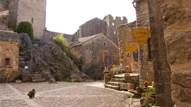 Couvertoirade Aveyron 1