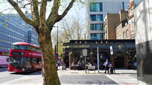 Euston Road Londres