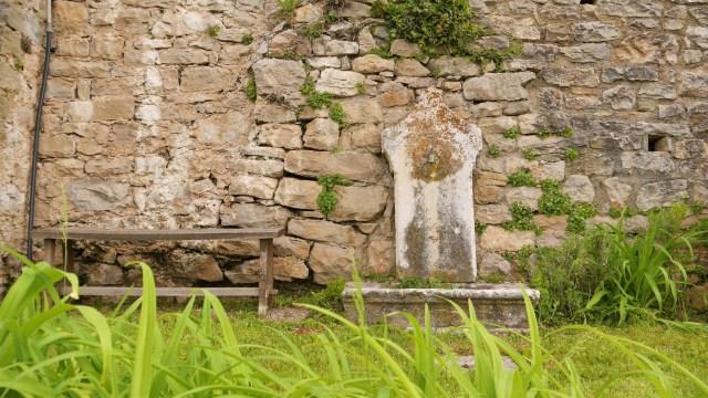 Sainte eulalie de cernon Millau Aveyron Templiers blog voyage arpenter le chemin