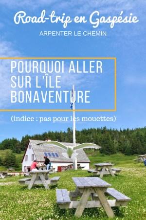 bonaventure perce gaspe quebec canada road-trip blog voyage arpenter le chemin