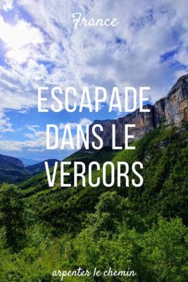 On M'a Vu Dans Le Vercors : vercors, FRANCE, Week-end, Vercors,, Bourne, Arpenter, Chemin
