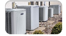 HVAC cooling systems