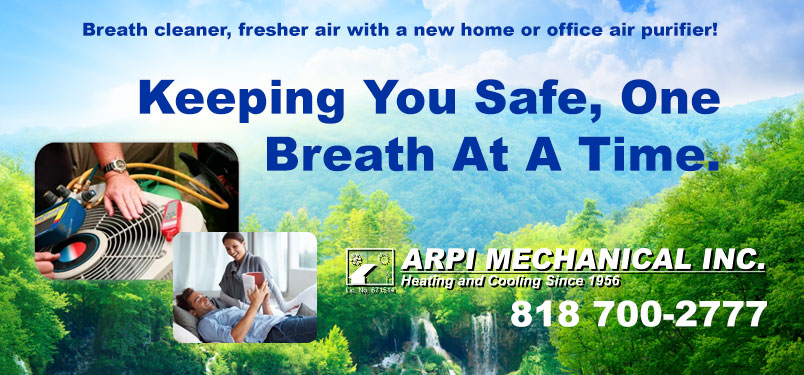 Keeping you safe, one breath at a time