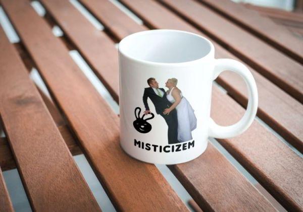 Keramični lonček Misticizem-poroka