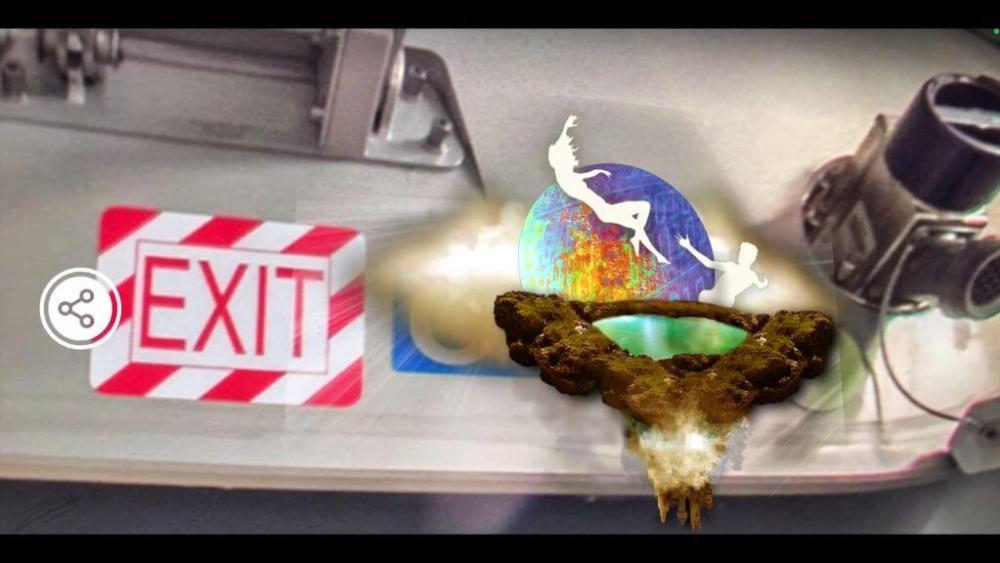 Art de la réalité augmentée DS Bradford