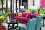 Elegant-Living-Room-Tropical-design-ideas-for-Neon-Wall-Paint-Colors-Decorating-Ideas11