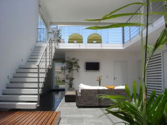 casas modernas interiores interior casa sweet pequenas playa 3d bonitas arqhys natural luz modelo ambiente medio modern exterior escaleras houses