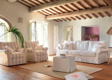 Salotti Shabby Chic | Shabby Chic Living Rooms Living Room And ...