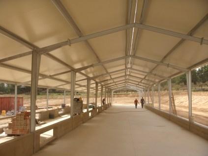 2015- Nave Gallinas Ecológicas Titaguas (Valencia)