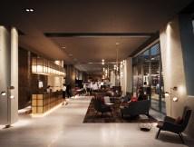 Hotel Lobby Arqrenderz