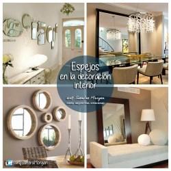 Espejos en la decoración interior