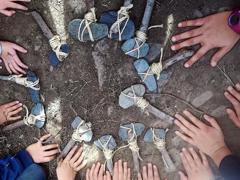 Campamento Prehistórico de Verano 2018