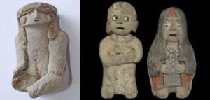 Arqueólogos hallan una estatuilla en la ciudad de Caral, la más antigua de América