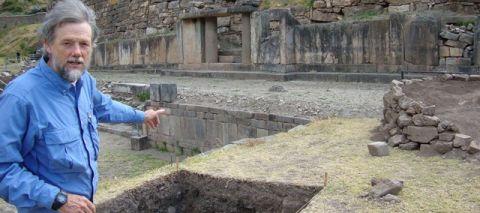 Hallan tumba de un guerrero en Chavín, Callejón de Conchucos, Huari, Ancash