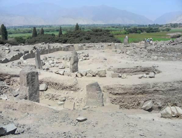 Sitio Arqueológico de Miraya, otro asentamiento de la Ciudad Sagrada de Caral