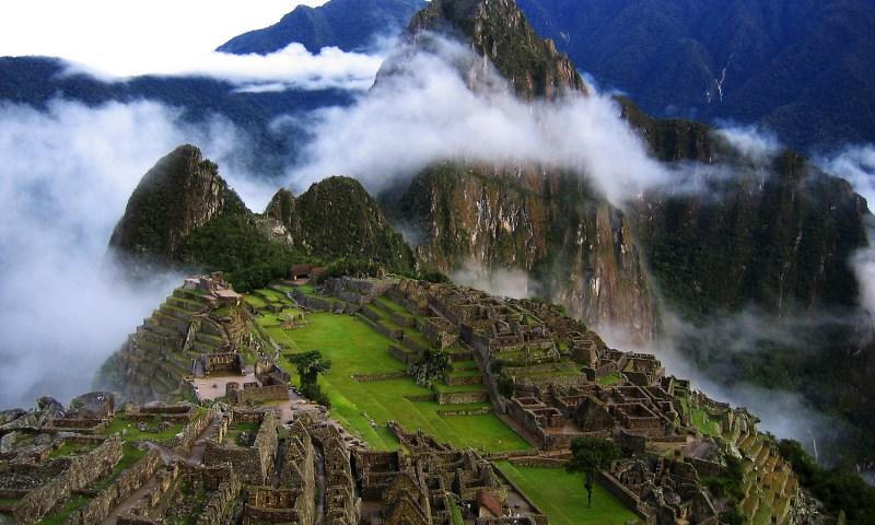 Monitorean impacto de cambio climático en santuario de Machu Picchu