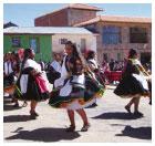 Calendario de Fiestas del mes de Abril en Perú
