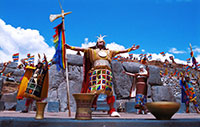 Fiesta Inca de Warachicuy Cusco