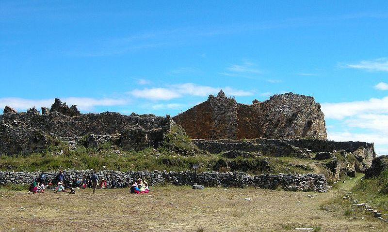 Marcahuamachuco, la joya de Huamachuco, La Libertad
