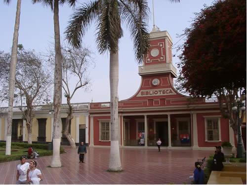 Distrito de Barranco, Lima