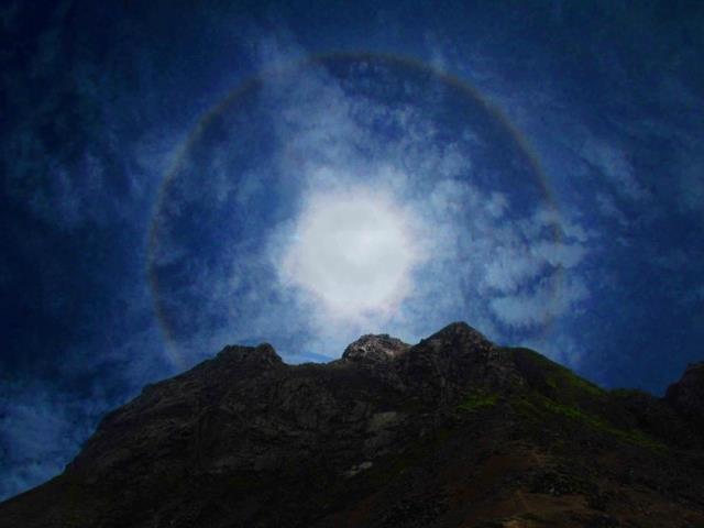 Los enigmas del imponente Cerro Campana en Trujillo