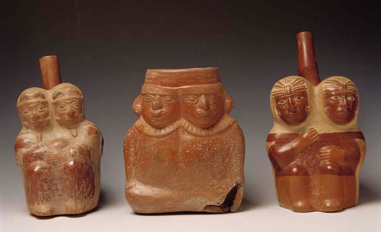 Los extraños siameses de la cultura Chimú