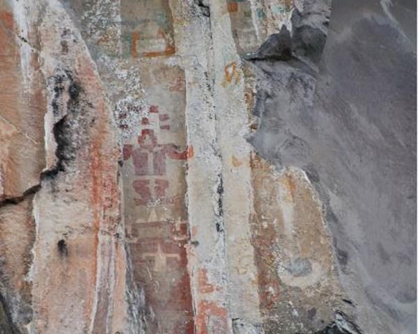 El poder-saber de los ancestros míticos en las pinturas rupestres de Poro Poro de Udima